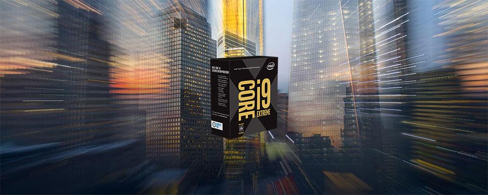 英特尔酷睿™X 系列 i9 处理器|18 核 36 线 24M